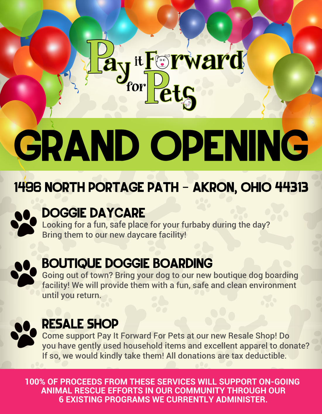PIFFP Grand Opening